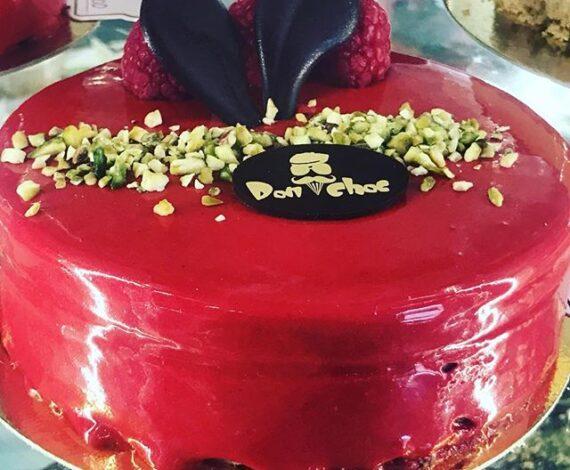 Cheesecake San Valentino
